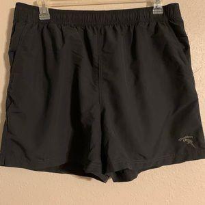 XL Caribbean Swimwear, black, like new
